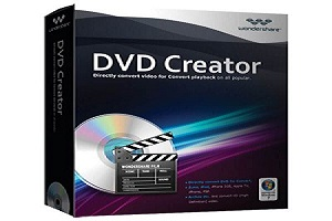 Wondershare DVD Creator Crack With Product Key Free Download [2021]