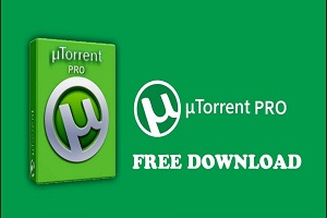UTorrent Pro Crack 3.6.6 With Serial Key Free Download [Latest]