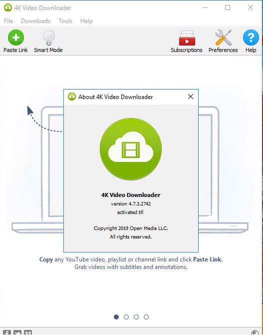 4k Video Downloader Crack 4.18.1.4500 + Keygen Free Download [Latest]