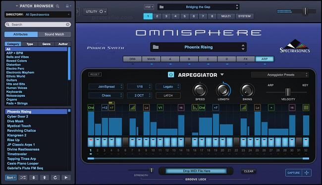 Spectrasonics Omnisphere Full Crack With Keygen Free Download [Latest]