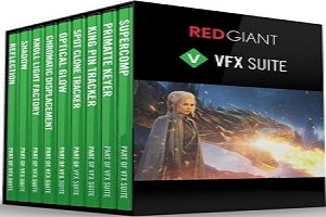 Red Giant VFX Suite Crack + Serial key Download free [Latest]