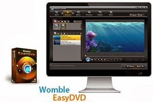 Womble EasyDVD Crack 1.0.1.28 With Serial Key Free Download [Latest]