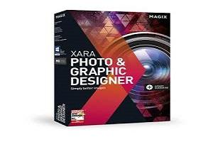 Xara Photo & Graphic Designer Crack 18.0.0.61670 + Key Free Download