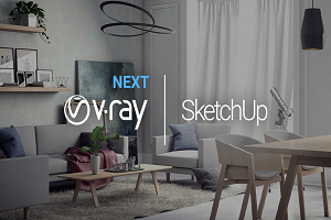 V-Ray For Sketchup Crack 5.10.05 + Serial Key Free Download [Latest]